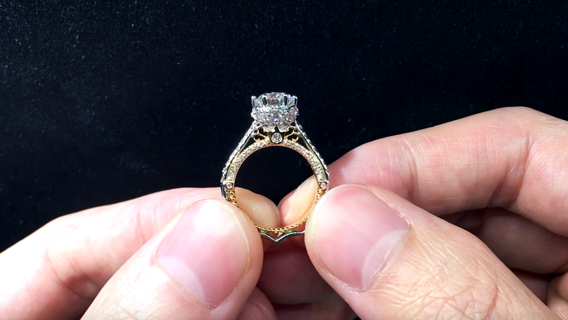 Verragio Venetian 5070D - 2WR Engagement Ring